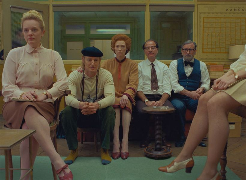 The French Dispatch de Wes Anderson