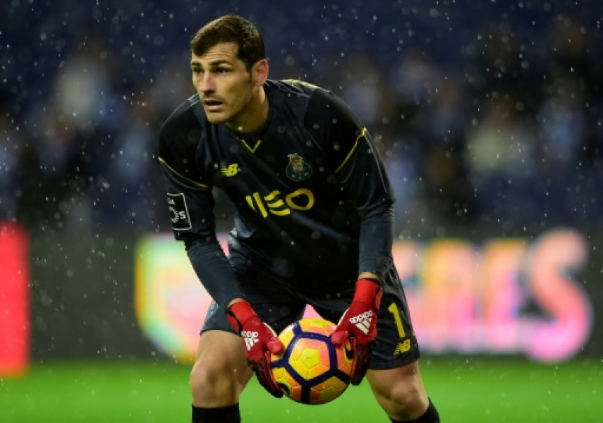 Casillas prolonge le plaisir au FC Porto — Officiel