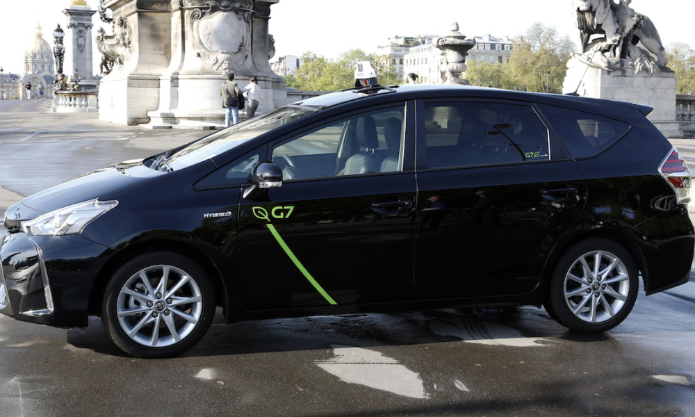 Image result for g7 taxi