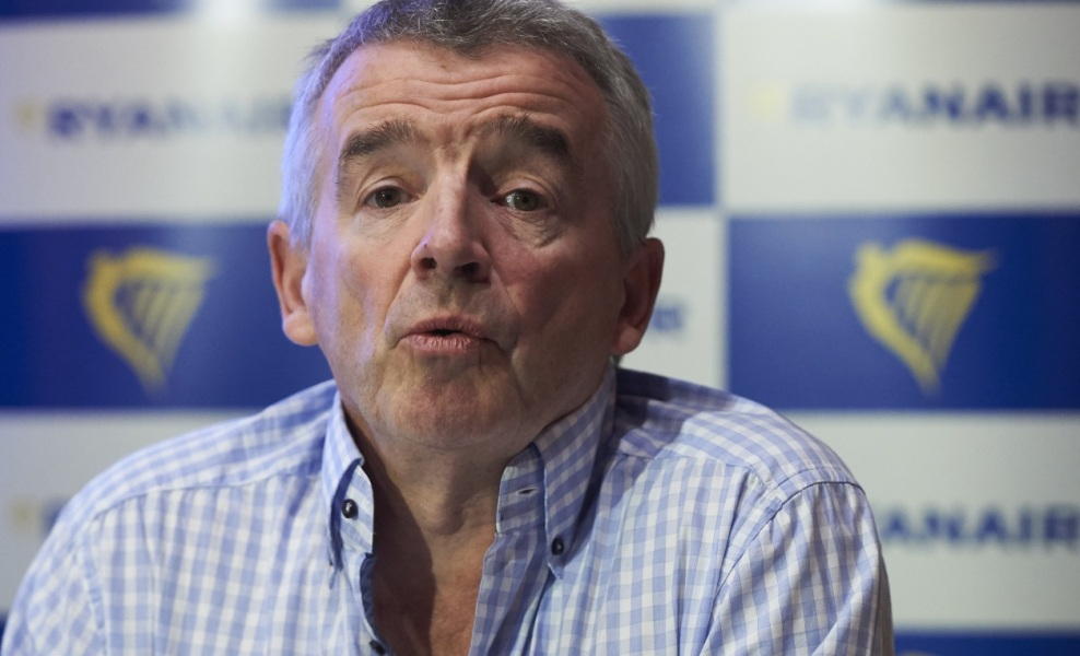 Michael O'Leary veut enrayer la vague de départs de ses pilotes.