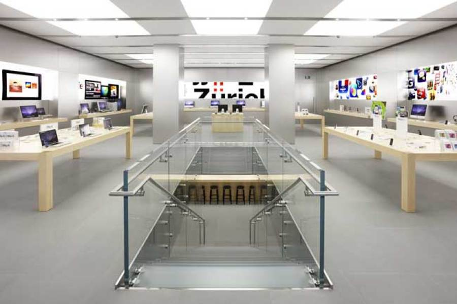 Apple Store Zurich