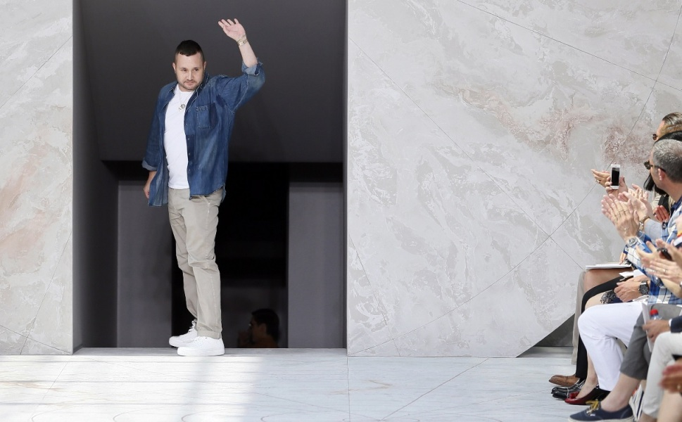 Kim Jones quitte la direction artistique de la maison — Louis Vuitton