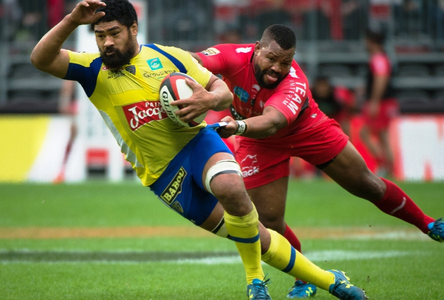 Clermont-Toulon : 11-16 (MT)