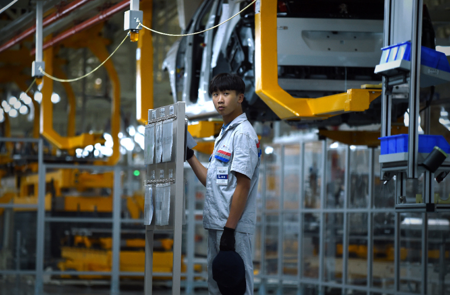Industrie Chine