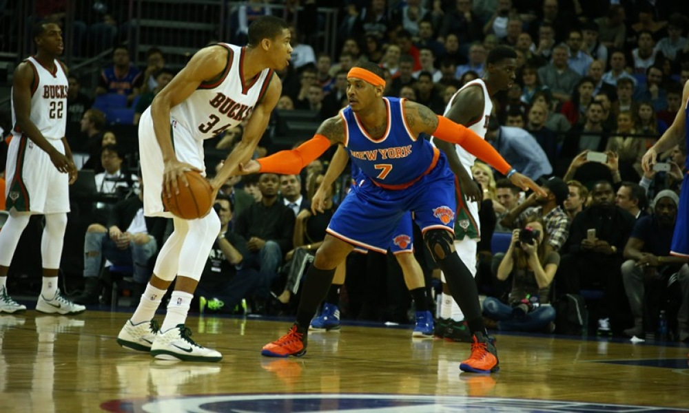 NBA : Les Knicks sombrent à Londres