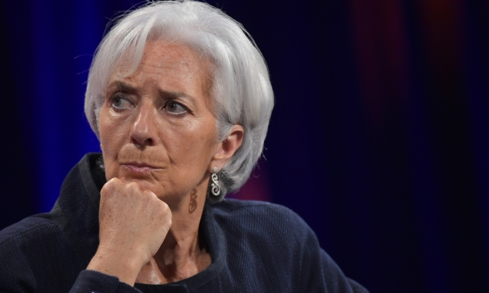 Christine Lagarde - Directrice du FMI