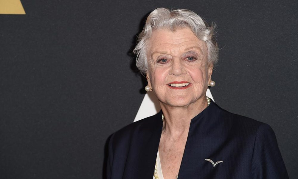 """Actress Angela Lansbury attends a special screening and panel discussion of """"Beauty and the Beast"""" to celebrate the animated film's 25th anniversary on May 9, 2016 at the Academy of Motion Picture Arts and Sciences (AMPAS) in Beverly Hills, California."""