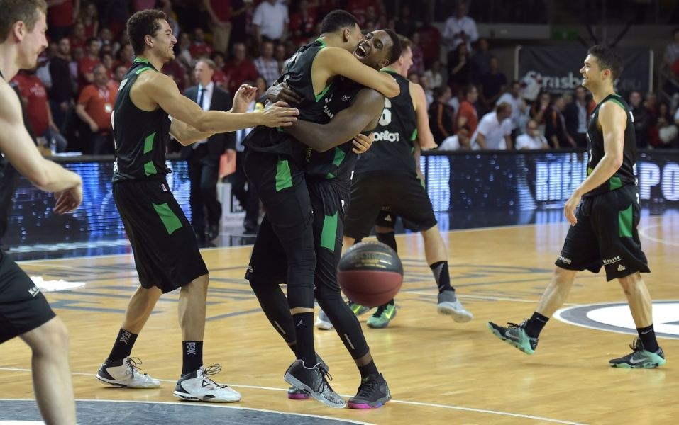 L'Asvel est le champion de France de basket en titre.