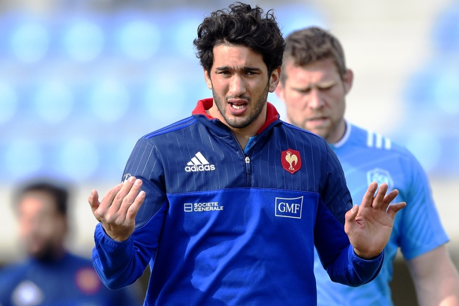 XV de France : Mermoz compare l'Angleterre aux Blacks