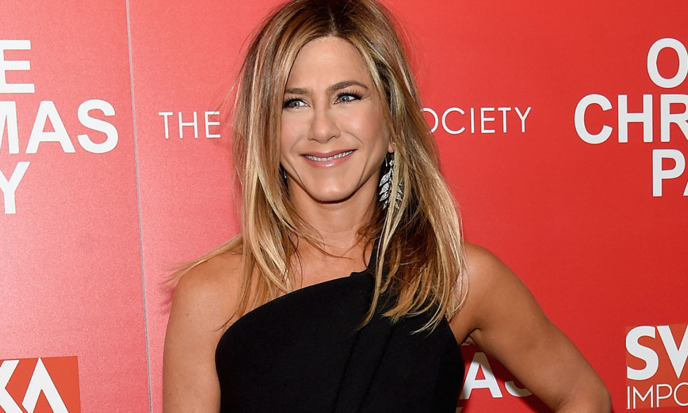 Jennifer Aniston le 5 décembre 2016