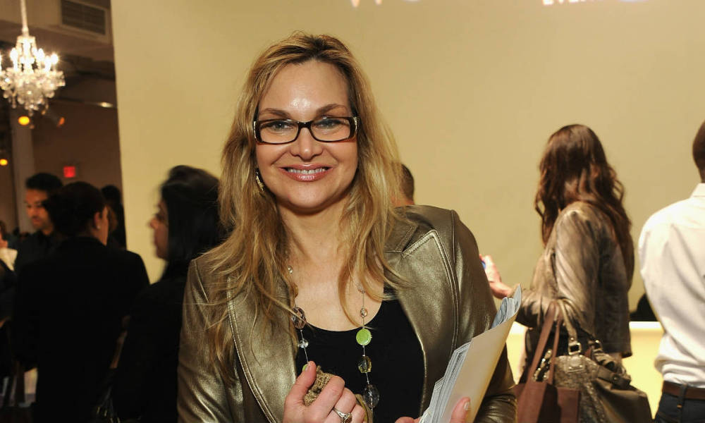 Jill Harth à New-York City en 2012.