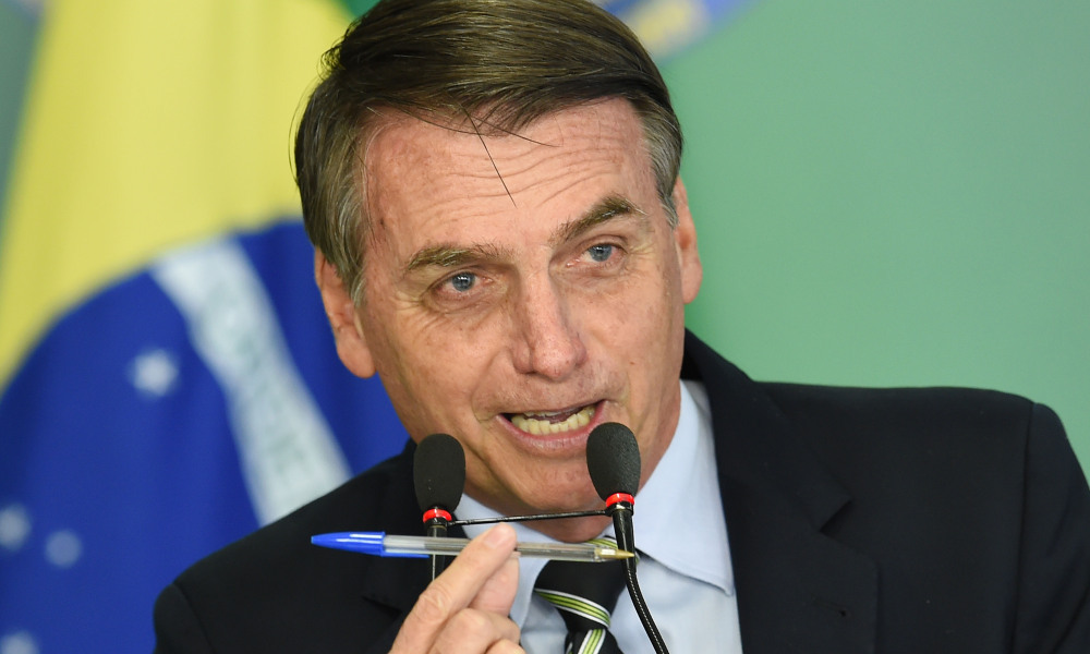 Jair Bolsonaro (Photo d'illustration)