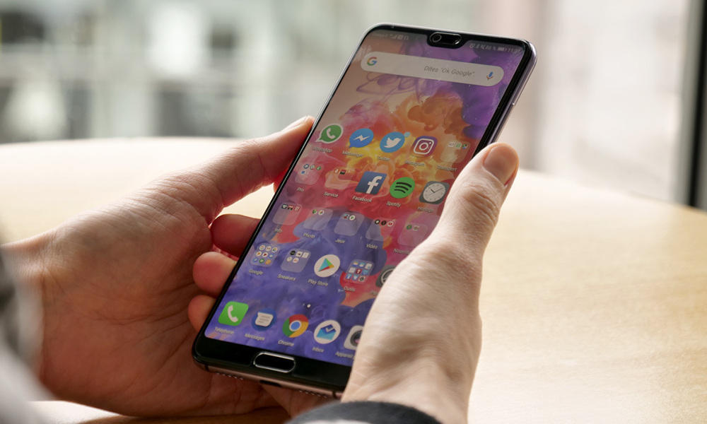 Smartphones : Google prive Huawei d'Android