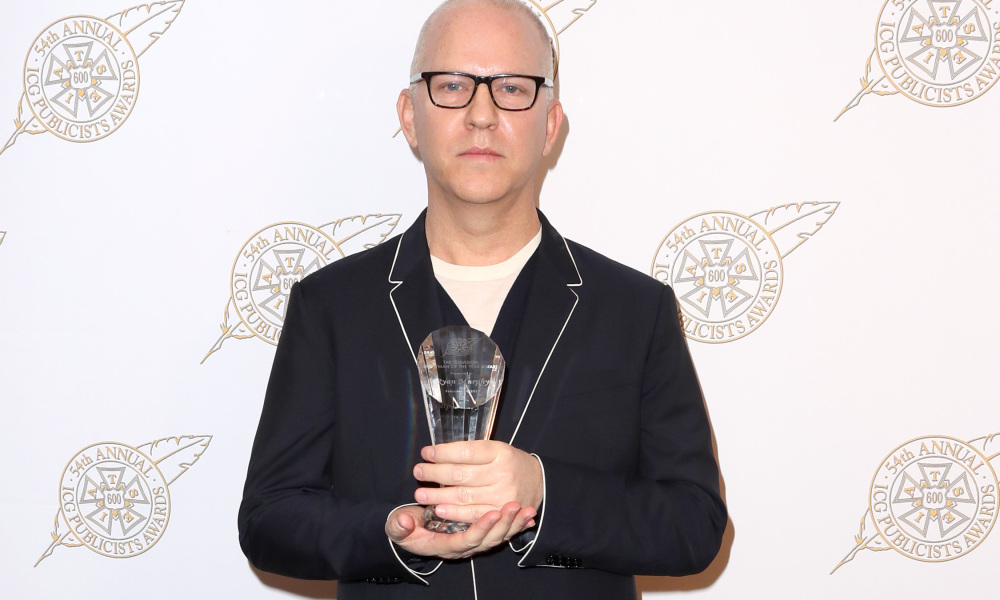 Ryan Murphy en février 2017 à Los Angeles