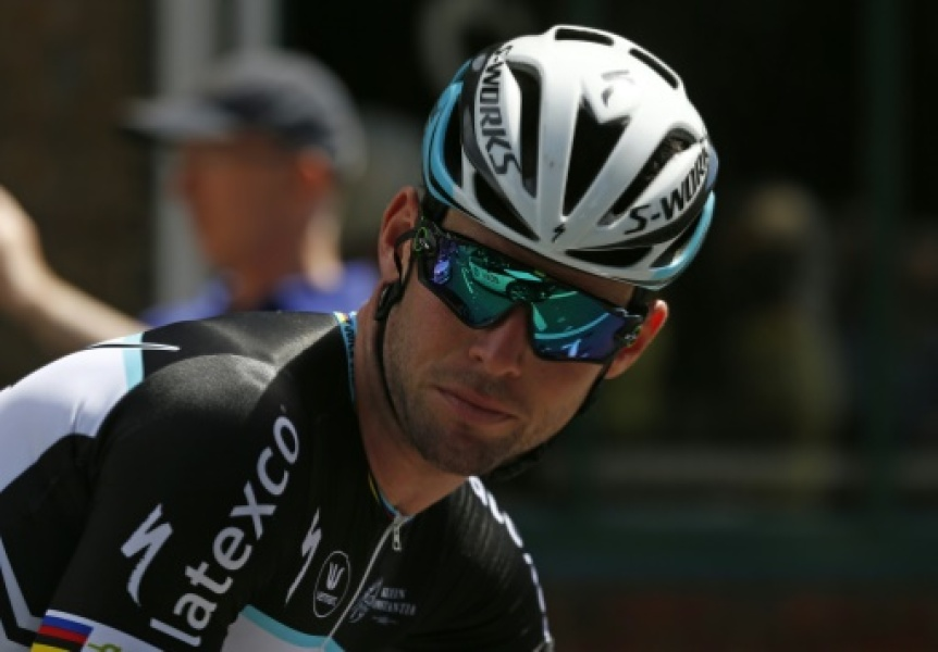Mark Cavendish