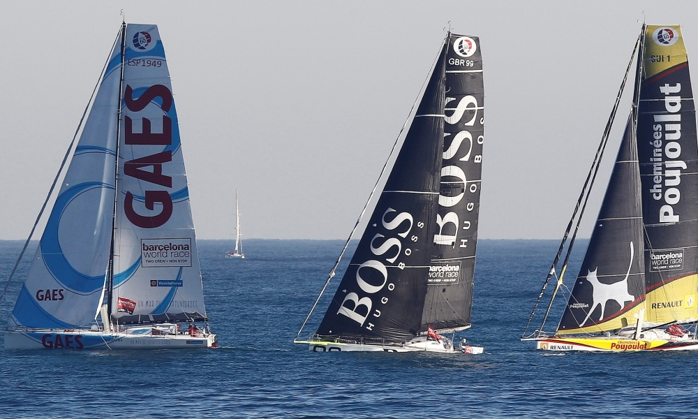 Barcelona World Race : Record pour Stamm et Le Cam