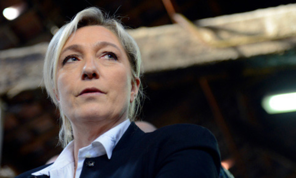 Marine Le Pen fera sa rentrée le 3 septembre à Brachay (photo d'illustration)