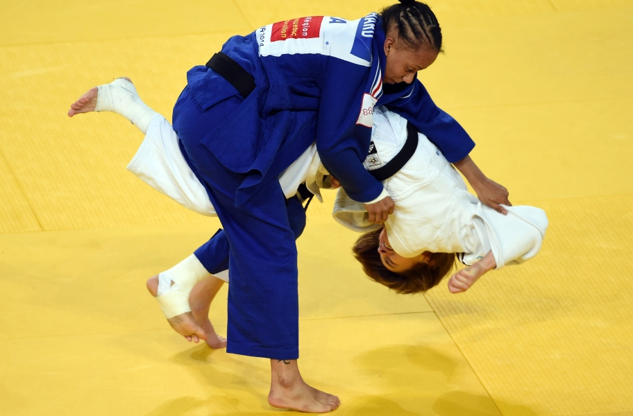 Judo : Champigny champion d'Europe