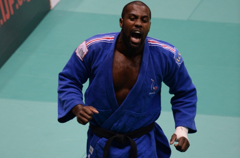 Riner : « J'adore le fight »