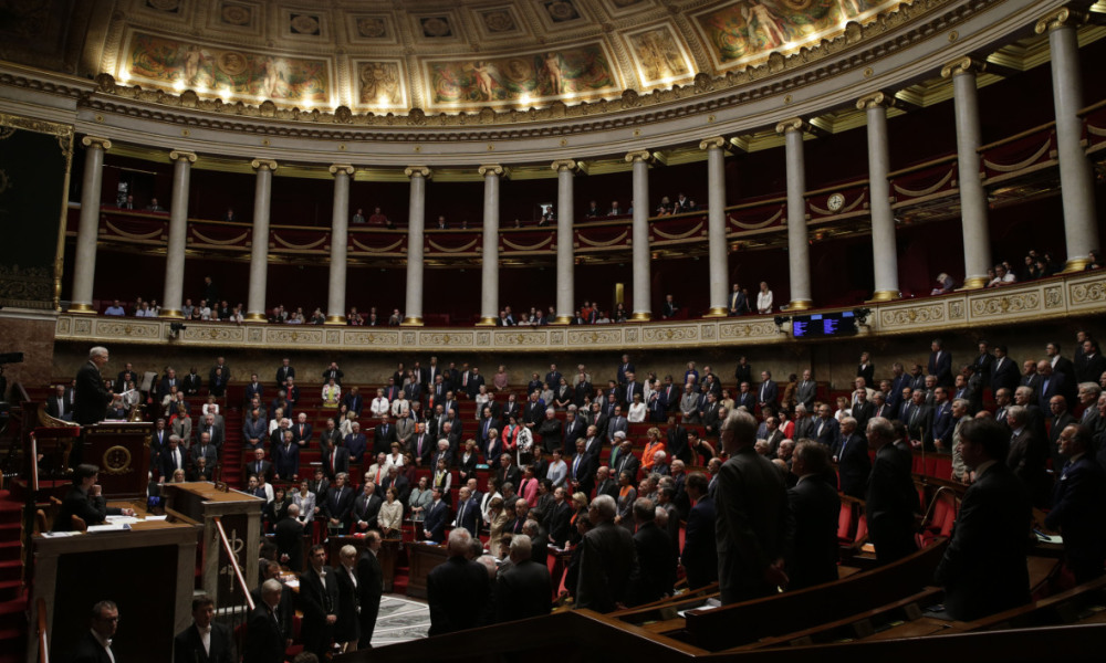 L'Assemblée nationale - Thomas Samson - AFP