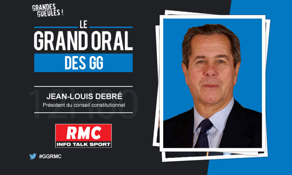 L'invité du Grand Oral des GG du 2 Avril 2015
