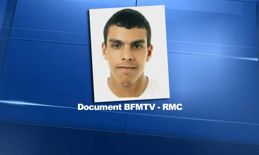 Document BFMTV-RMC : la photo du suspect de l'attentat déjoué à Villejuif