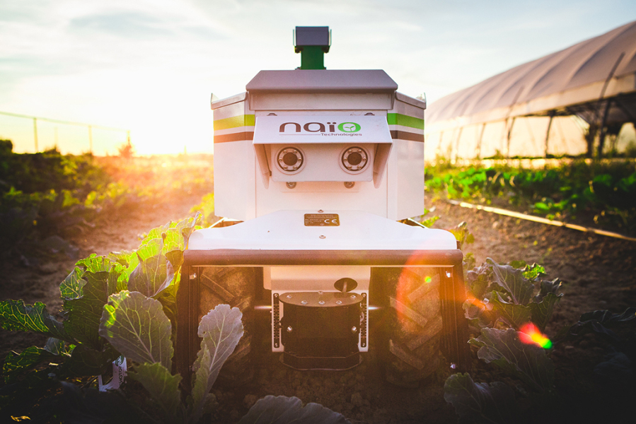 Robot agriculture