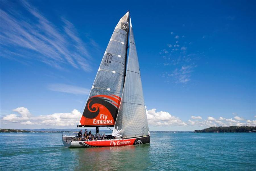 Extreme Sailing Series : Team New Zealand s'impose à Istanbul