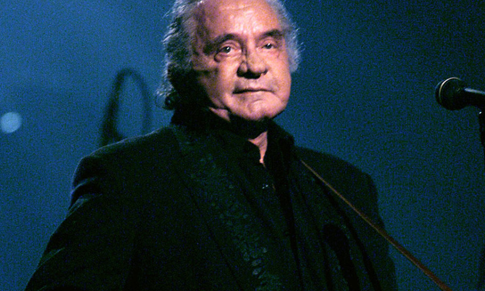 An all-star Tribute to Johnny Cash scheduled to air on TNT April 18, 1999/ Hammerstein Ballroom, NYC NY. Johnny Cash died September 12, 2003 in a hospital in Nashville, Tennessee while being treated for a stomach complaint. He was 71.