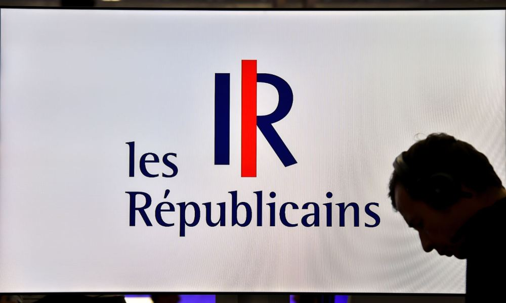Le partie Les Républicains (PHOTO D'ILLUSTRATION).
