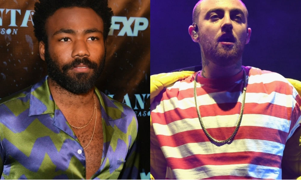 Childish Gambino et Mac Miller