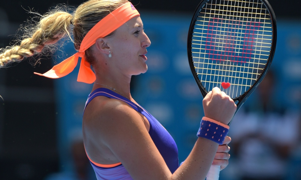 Fed Cup : Mladenovic remplace Cornet
