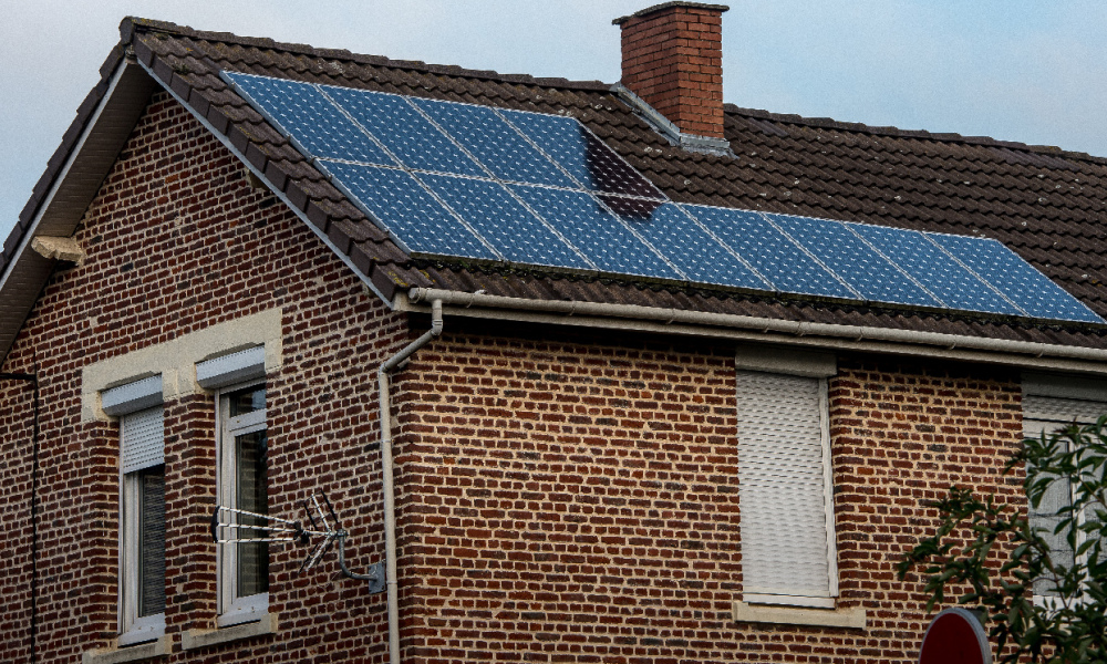 Toiture solaire