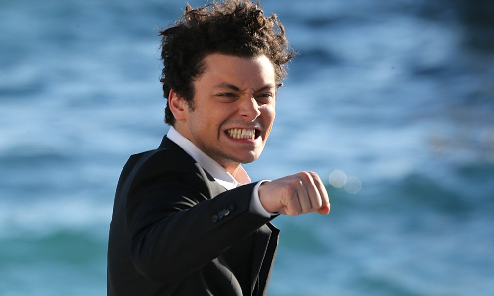 Kev Adams lors Festival de Cannes