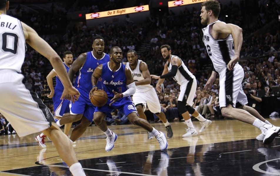 NBA : les Clippers s'offrent un Game 7