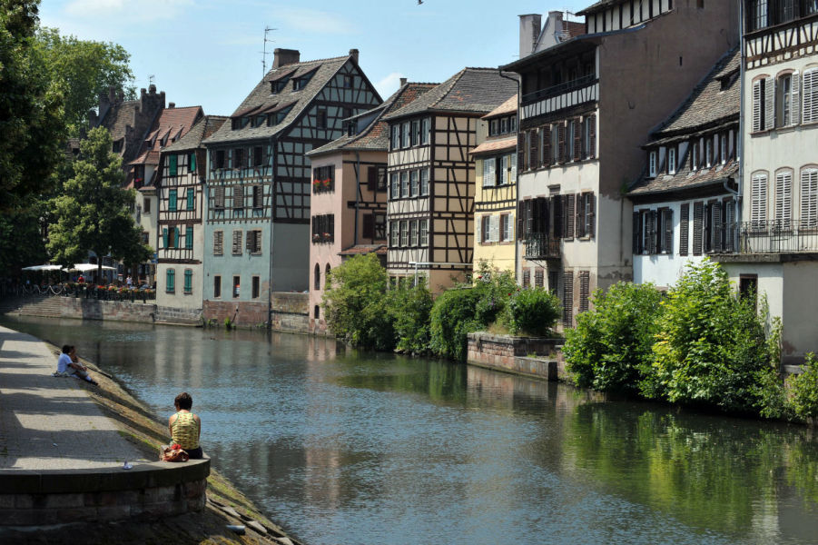 Strasbourg, image d'illustration.
