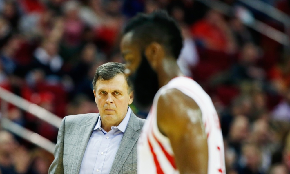 NBA : McHale prolonge à Houston