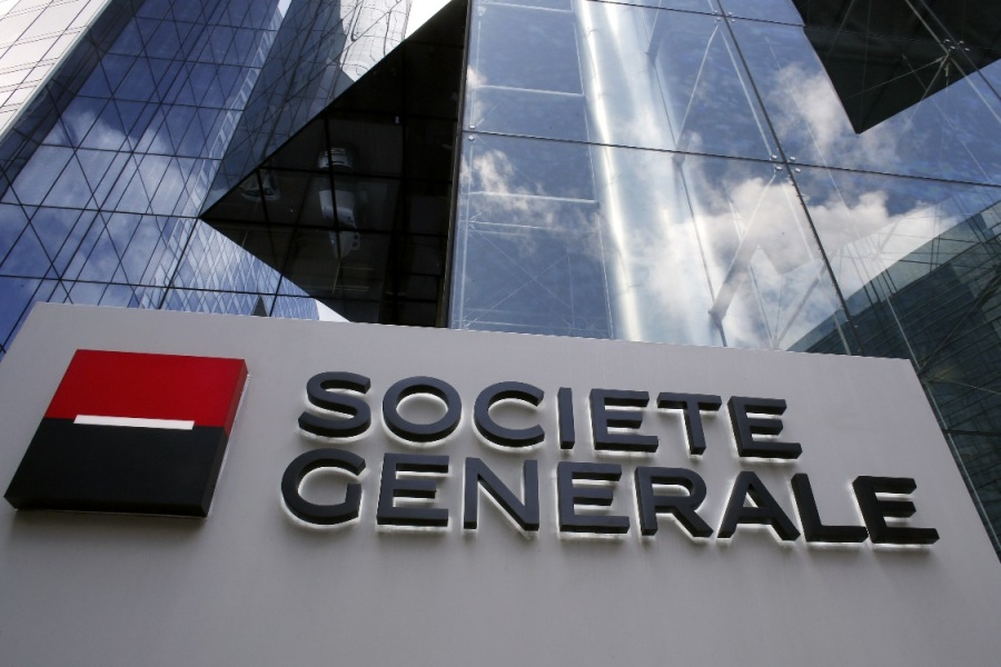 Societe generale : Plan de suppression de postes en France