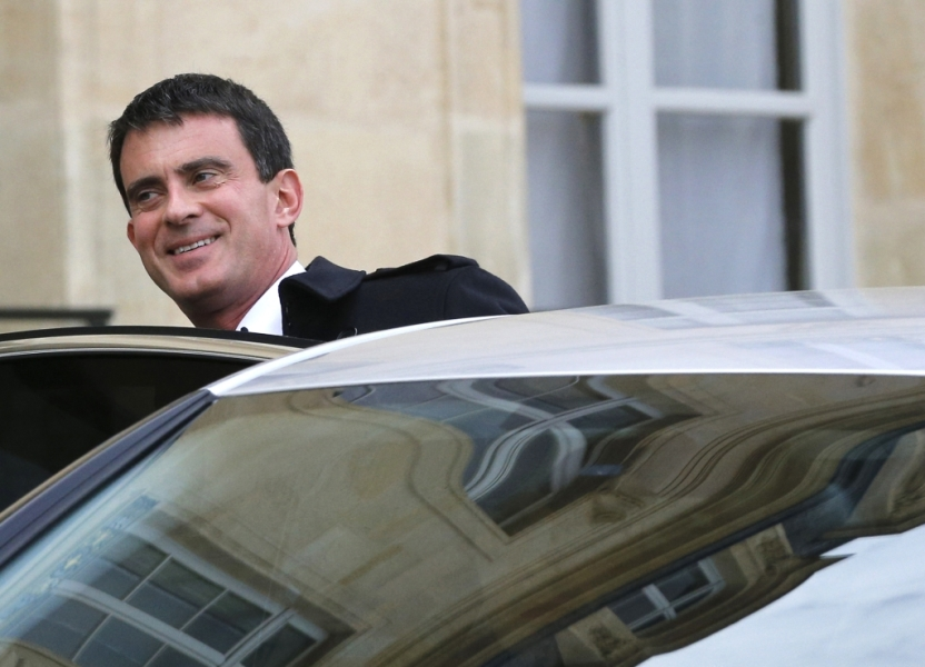 "Manuel Valls voudrait que le ""French bashing"" face place au ""French Celebrating"""