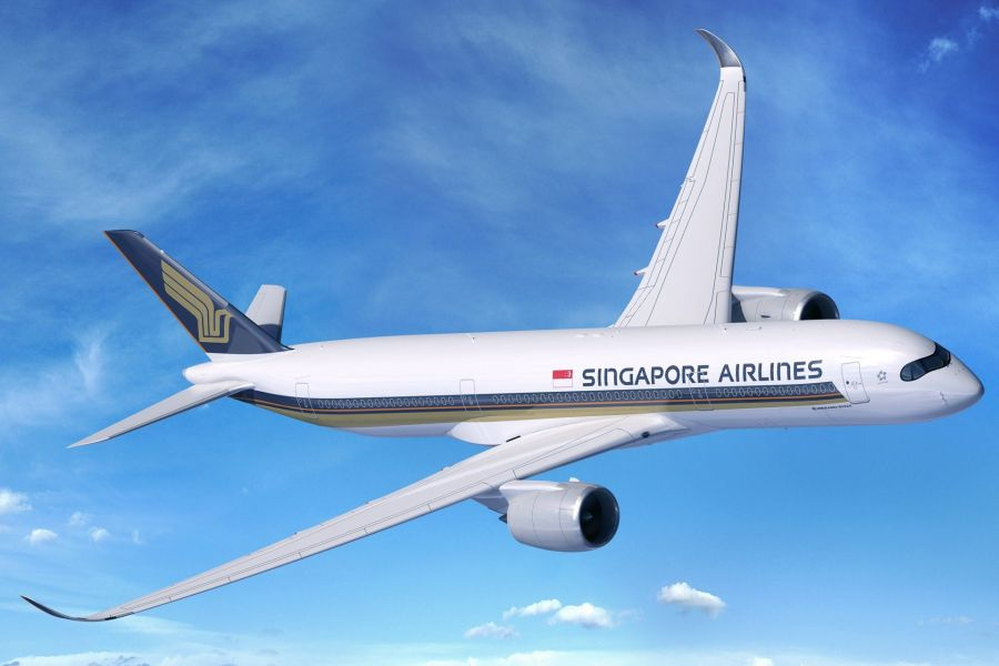 Airbus A350-900 ULR aux couleurs de Singapore Airlines