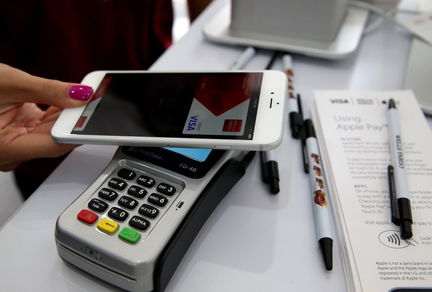 Apple Pay a le soutien de 15 grandes banques chinoises.
