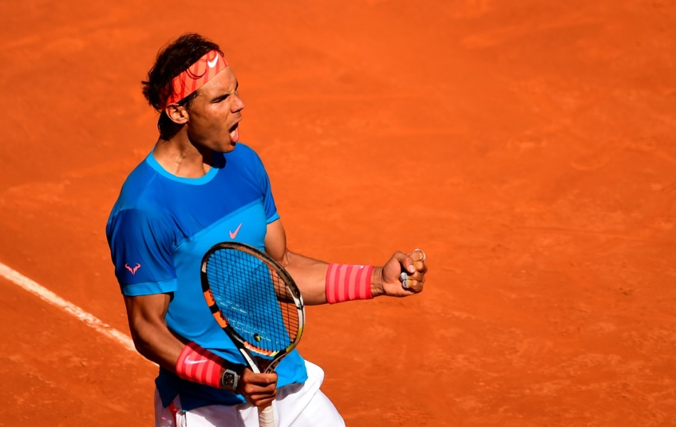 Madrid : Nadal a tremblé... un set