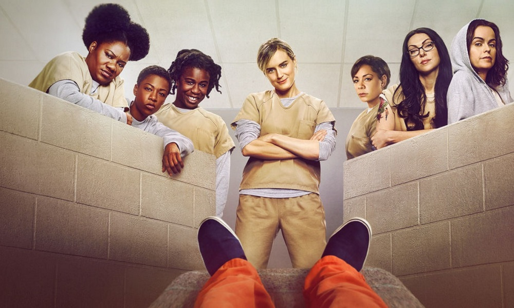Numero 23 diffuse 'Orange is the new black' à compter du