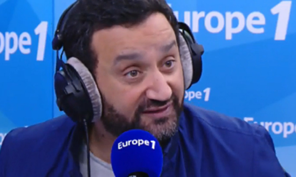 Cyril Hanouna sur Europe 1