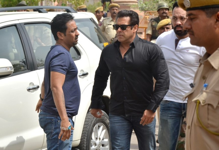 La star de Bollywood reconnu coupable de braconnage — Salman Khan