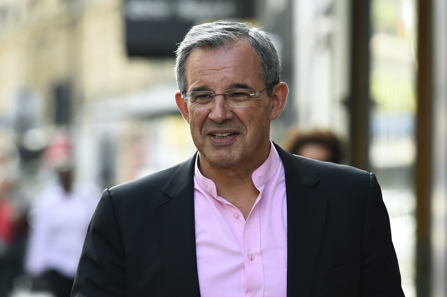 Thierry Mariani se rapproche du Front national - bertrand GUAY / AFP