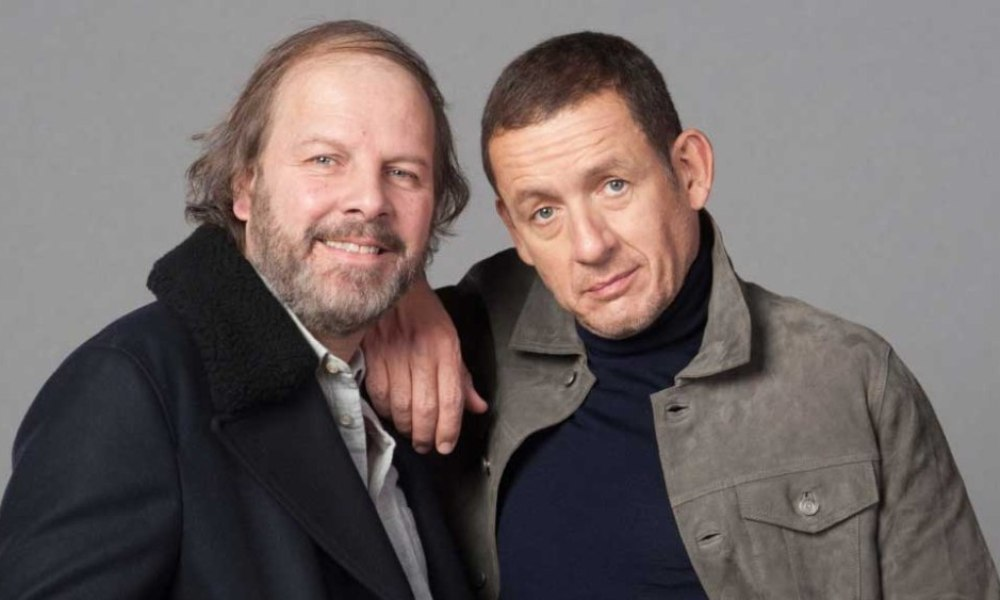 Philippe Katerine et Dany Boon -