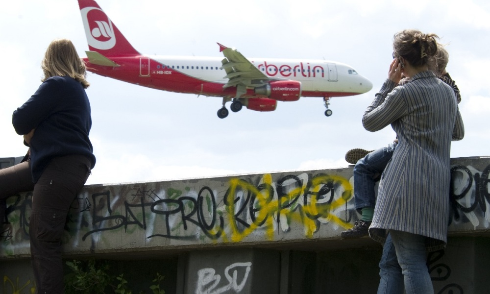 Air Berlin annonce un plan de restructuration.