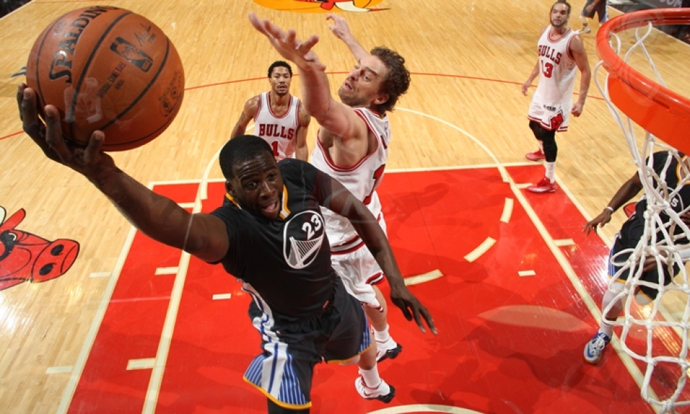 NBA : Les Warriors enchainent à Chicago