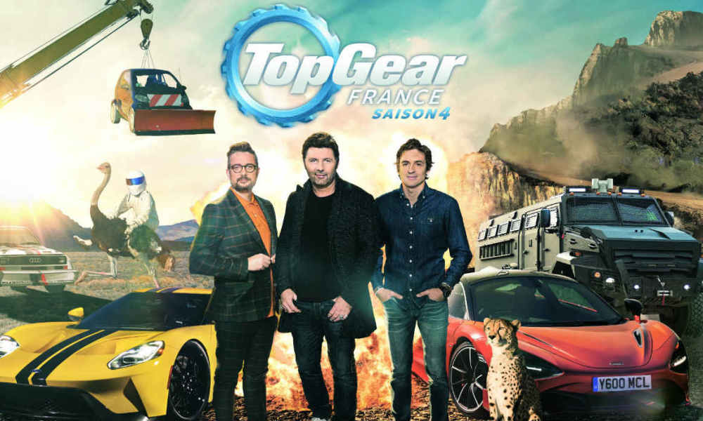 Top Gear France Saison 4 le quiz